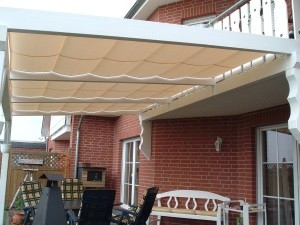 Weise Vor Direkter Sonnenbestrahlung Schutzen Mochten Ist Eine Seilspannmarkise Durch Ihre Einfache Und Innovative Konstruktion Effektive Losung